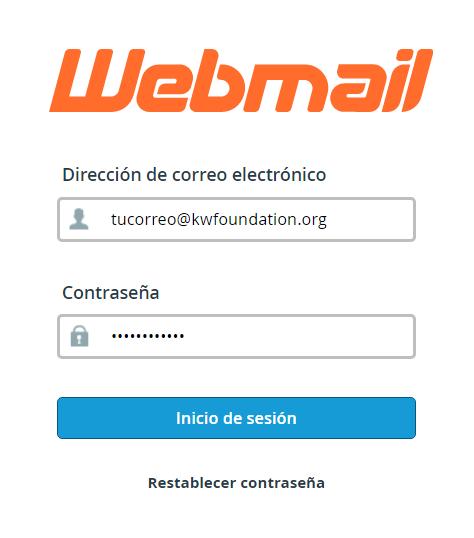 KW Webmail