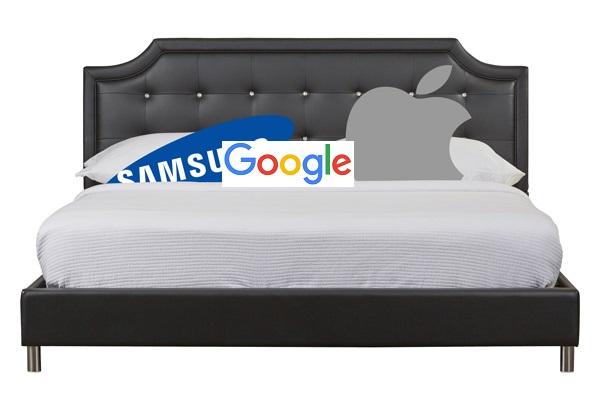 Apple - Google