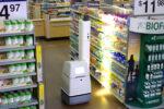 Robots de escaneo de estantes