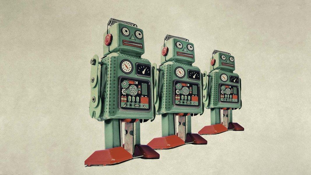 automation-retro-robot