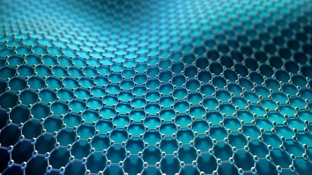 connected-crystallized-molecules-hexagonal-system-nanotechnology