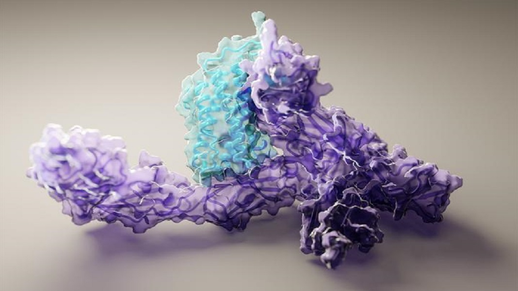 AI-generated-protein-structure