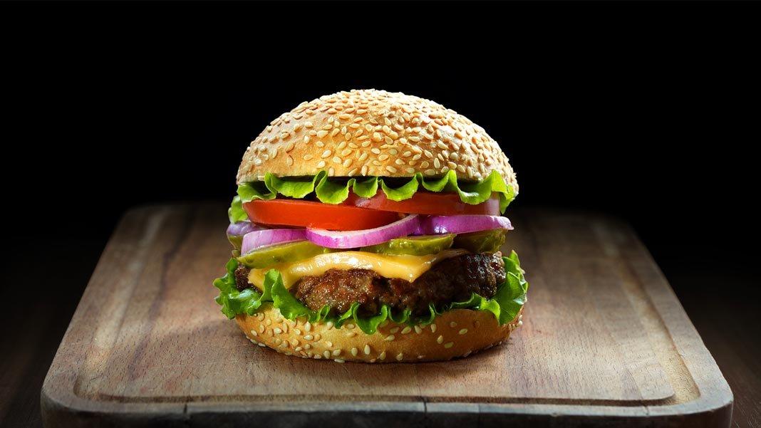 Cultivo de hamburguesas