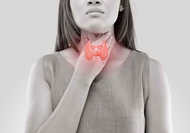 Enfermedad tiroidea autoinmune en mujeres